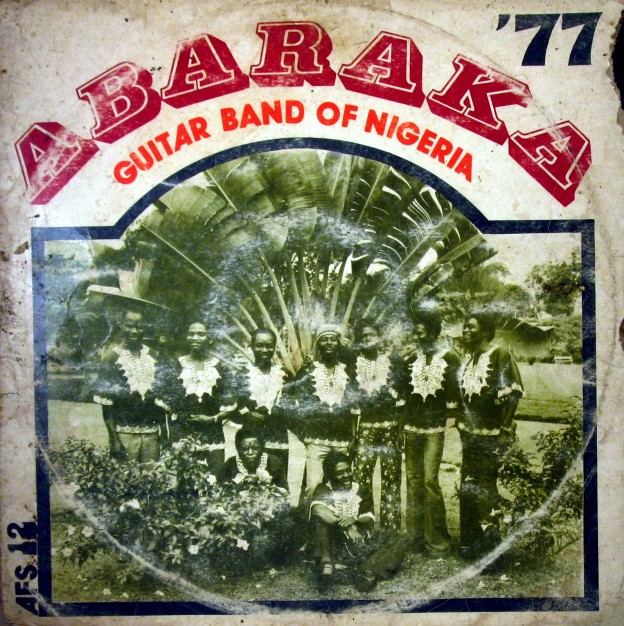 Abaraka, front